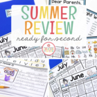 Summer Homework Bundle (June, July, August 2013)