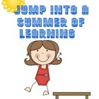 Summer Homework Packet - Intermediate Grades