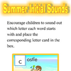 Summer Initial Sounds
