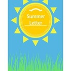 Summer Letter to Parents