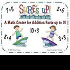 Summer Math Center - Surf's Up Addition