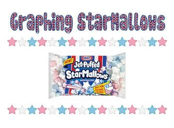 Summer Math -Patriotic StarMallows