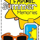 Summer Memories Book Cover