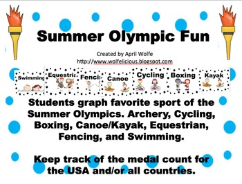 Summer Olympic Fun