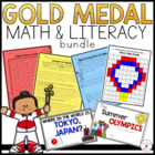Summer Olympics Math &amp; Literacy Activities