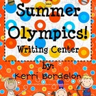 Summer Olympics!! Writing Center