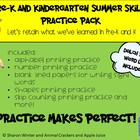 Summer Printing Skills Kit