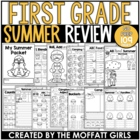 Summer Review NO PREP (1st Grade)