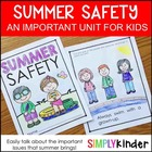 Summer Safety {Interactive Learning Journal}