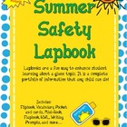 Summer Safety Lapbook