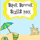 Summer Skills Homework Packet