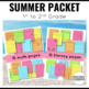 Summer Splash Summer Practice Packet