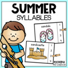 Summer Syllables Counting
