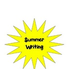 Summer Writing Booklet for First Grade