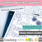 Summer Writing Journal Freebie