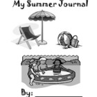 Summer Writing Journal - Kindergarten & First Grade