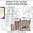 Summer of Fun Lapbook of Creative Writing Activities