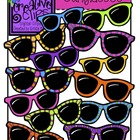 Sunglasses {Creative Clips Digital Clipart}