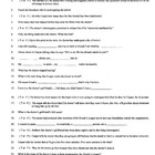 Sunlight in Trebizond Street Guided Reading Worksheet, Cro