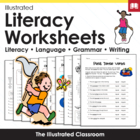 Sunny Day Fun and Sports Literacy Activities