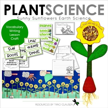Sunny Sunflower Plant Science Unit