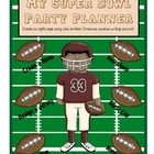 Super Bowl Party Planner for Kids