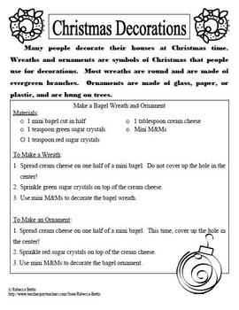 Super Centers: Christmas Symbols Theme