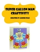 Super Gallon Man Craftivity