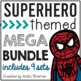 Super Hero Mega Pack