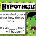 Super Hero Scientific Method