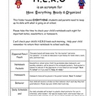 Super Hero Take Home Notebooks