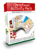 Super Kids Christmas Craft and Activities Pack