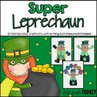 Super Leprechaun Craftivity