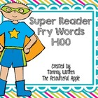 Super Reader Fry Words 1-100