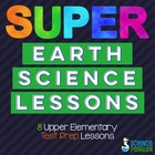 Super Science Test Prep Lessons {8 Earth Science Lessons}