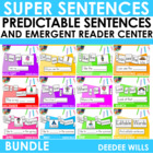 Super Sentences The Complete Year