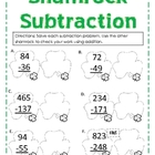 Super Shamrock Subtraction