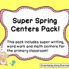Super Spring Centers Pack!