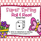 Super Spring Roll &amp; Read Bonus Pack-26 games