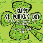 Super St. Patrick&#039;s Day {Math and Language Arts Activities}