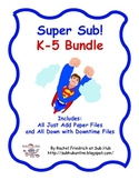 Super Sub K-5 Bundle