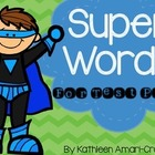Super Words for Test Prep