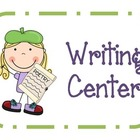 Super Writing Center Pack: Creative, Poetry, Games, &amp; Worksheets