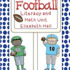 Superbowl Literacy and Math Unit