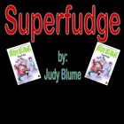 Superfudge Trivia Game