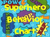 Superhero Behavior Management System