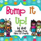 Superhero Bump It Up Bulletin Board Display Set