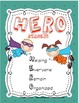 Superhero Organization Binder {Freebie!}