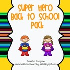 Superhero Pack