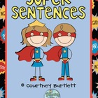 Superhero Sentences